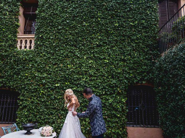 La boda de Jose y Anabel en La Garriga, Barcelona 52