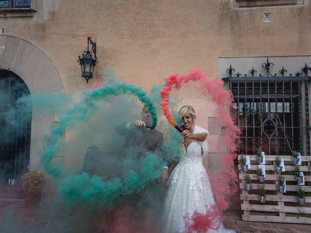 La boda de Jose y Anabel en La Garriga, Barcelona 1