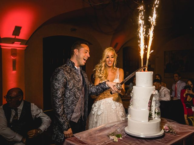 La boda de Jose y Anabel en La Garriga, Barcelona 61