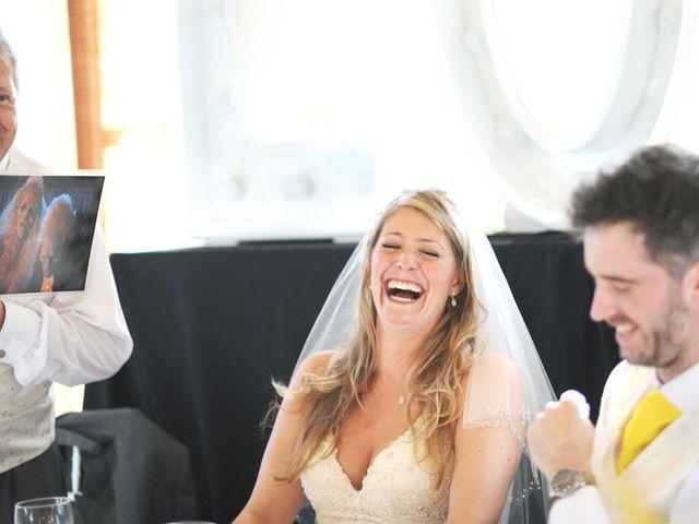 La boda de Simon y Kerry en San Martin Del Tesorillo, Cádiz 21
