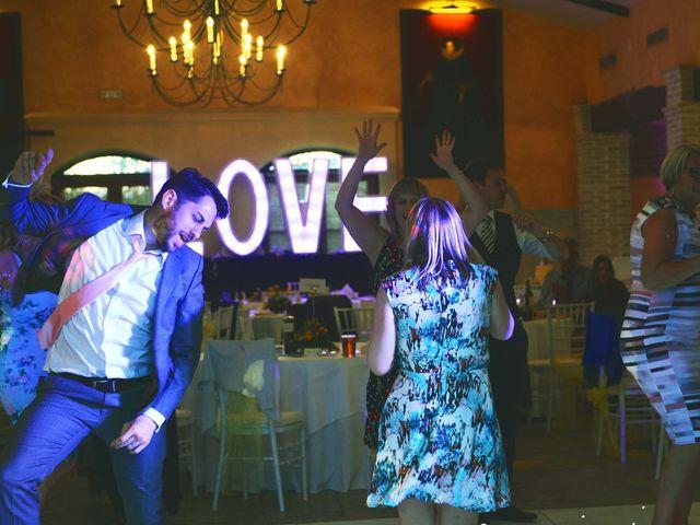 La boda de Simon y Kerry en San Martin Del Tesorillo, Cádiz 32