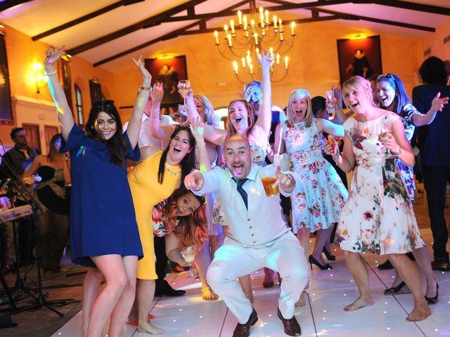 La boda de Simon y Kerry en San Martin Del Tesorillo, Cádiz 31