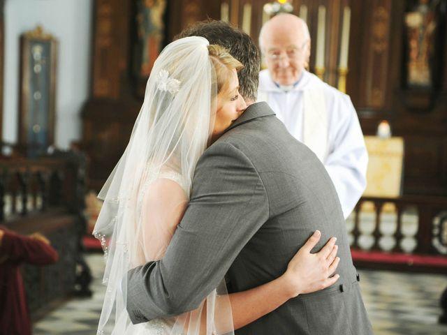 La boda de Simon y Kerry en San Martin Del Tesorillo, Cádiz 16