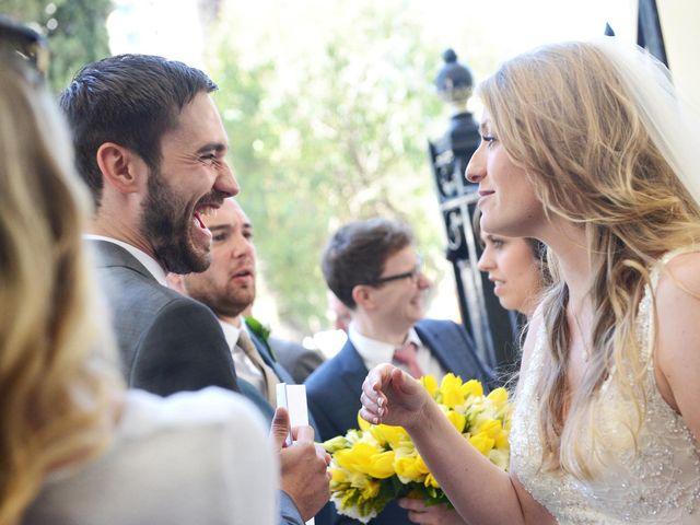 La boda de Simon y Kerry en San Martin Del Tesorillo, Cádiz 19