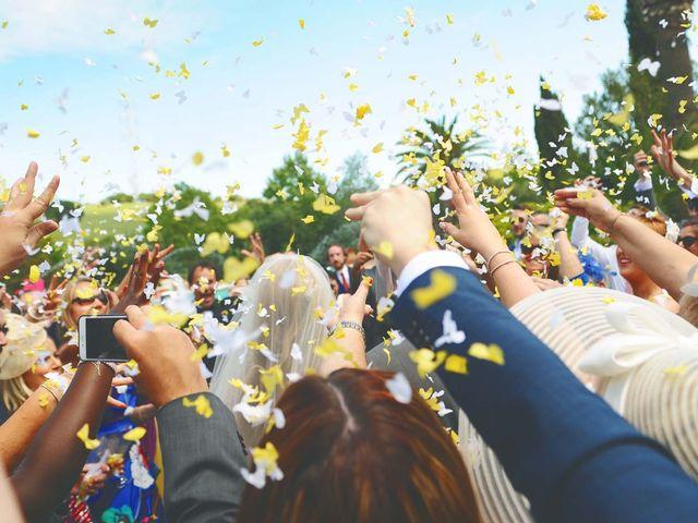 La boda de Simon y Kerry en San Martin Del Tesorillo, Cádiz 25