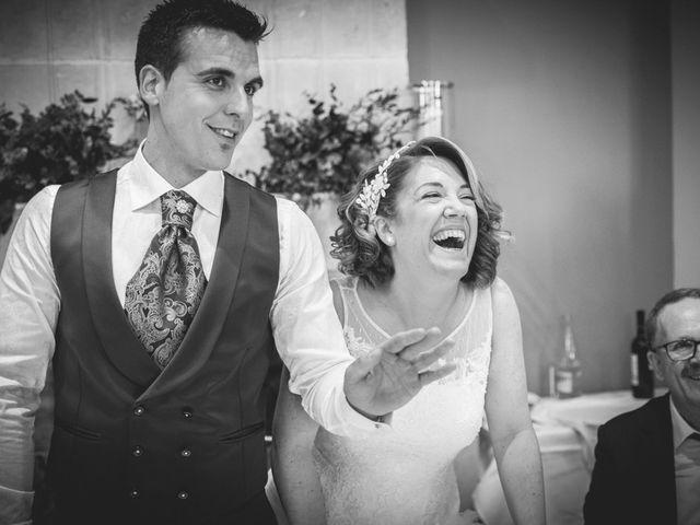 La boda de Andoni y Sandra en Munguia, Vizcaya 13