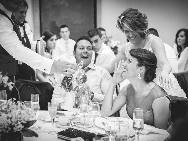 La boda de Andoni y Sandra en Munguia, Vizcaya 14