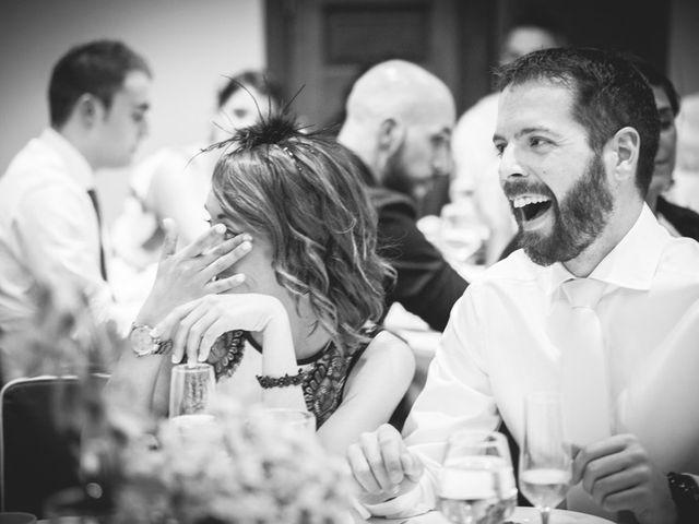 La boda de Andoni y Sandra en Munguia, Vizcaya 17