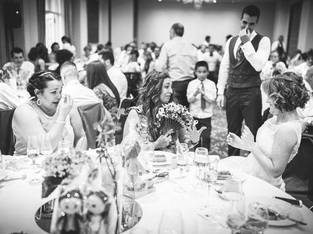 La boda de Andoni y Sandra en Munguia, Vizcaya 19