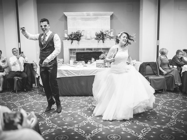 La boda de Andoni y Sandra en Munguia, Vizcaya 22