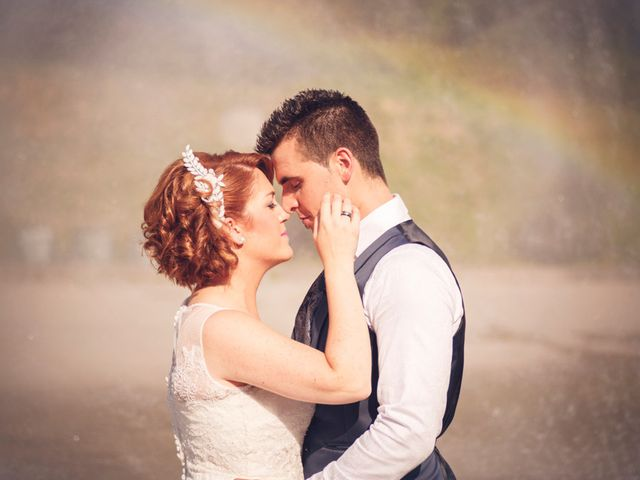 La boda de Andoni y Sandra en Munguia, Vizcaya 25