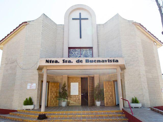 La boda de Alberto y Marta en Cubas De La Sagra, Madrid 9