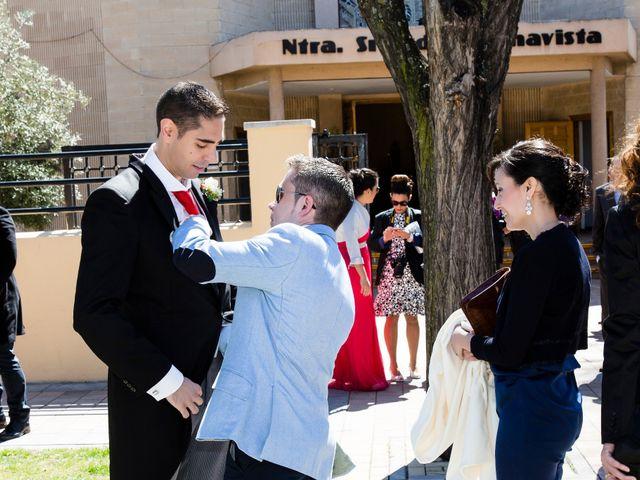 La boda de Alberto y Marta en Cubas De La Sagra, Madrid 10