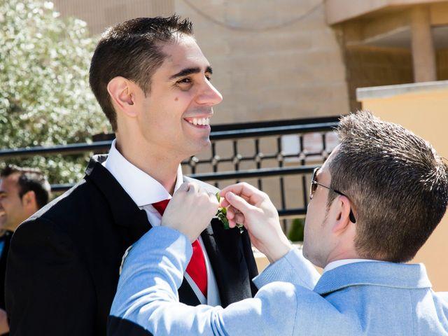 La boda de Alberto y Marta en Cubas De La Sagra, Madrid 11