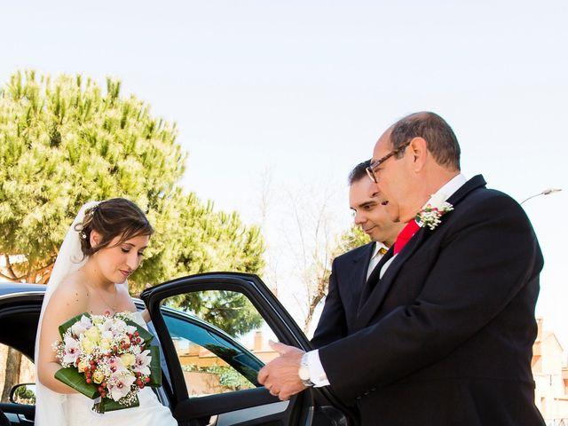 La boda de Alberto y Marta en Cubas De La Sagra, Madrid 12