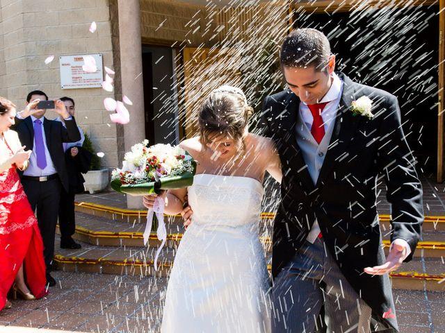 La boda de Alberto y Marta en Cubas De La Sagra, Madrid 17