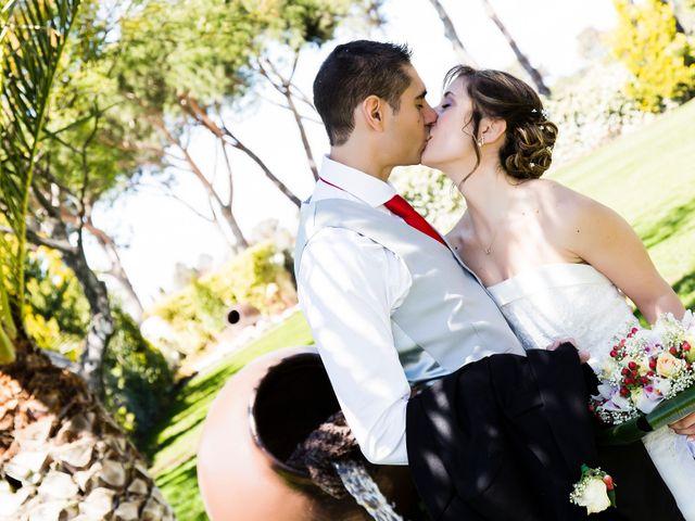 La boda de Alberto y Marta en Cubas De La Sagra, Madrid 18