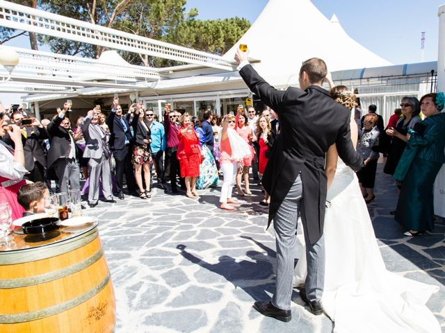 La boda de Alberto y Marta en Cubas De La Sagra, Madrid 19