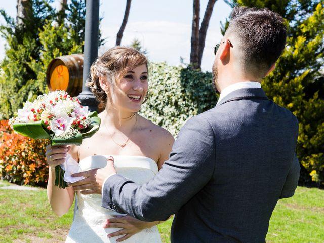 La boda de Alberto y Marta en Cubas De La Sagra, Madrid 21