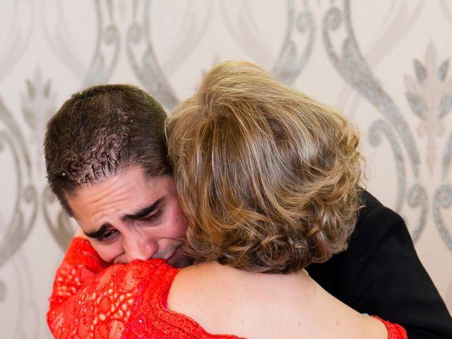 La boda de Alberto y Marta en Cubas De La Sagra, Madrid 26