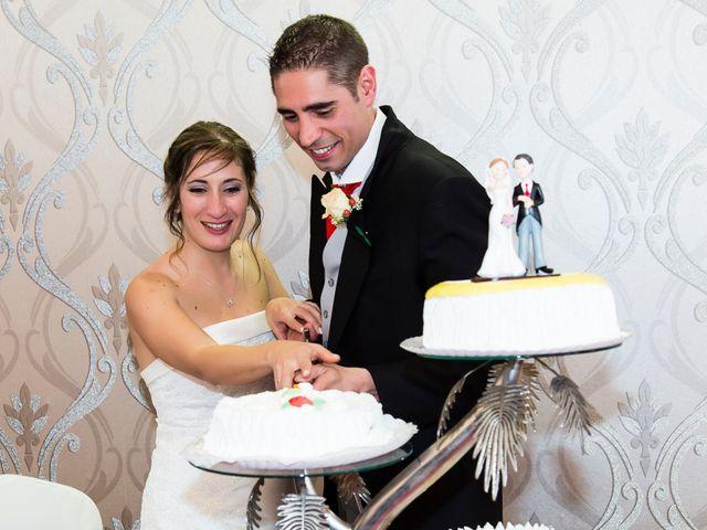 La boda de Alberto y Marta en Cubas De La Sagra, Madrid 27