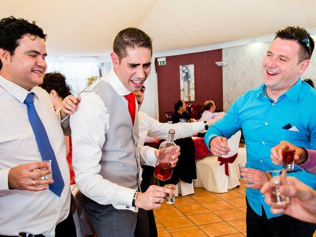 La boda de Alberto y Marta en Cubas De La Sagra, Madrid 29