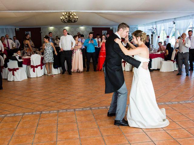 La boda de Alberto y Marta en Cubas De La Sagra, Madrid 30