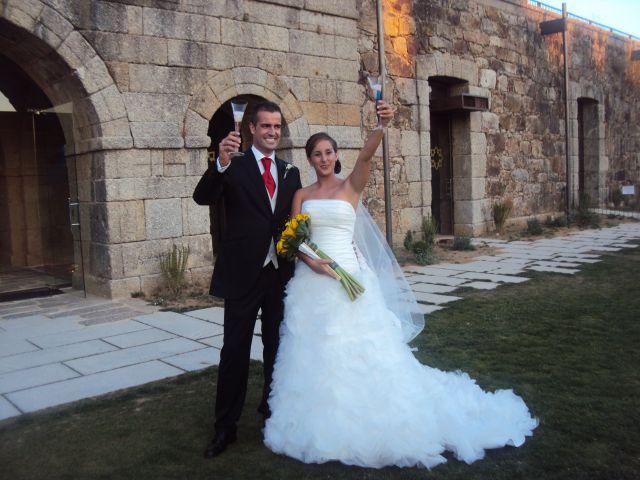 La boda de Míriam y Eduardo en Fuentes De Oñoro, Salamanca 4