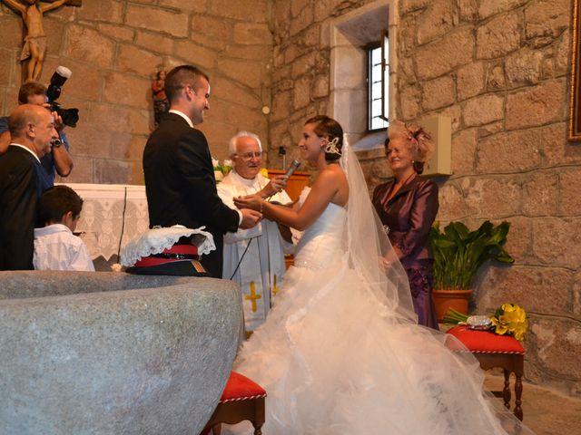 La boda de Míriam y Eduardo en Fuentes De Oñoro, Salamanca 1