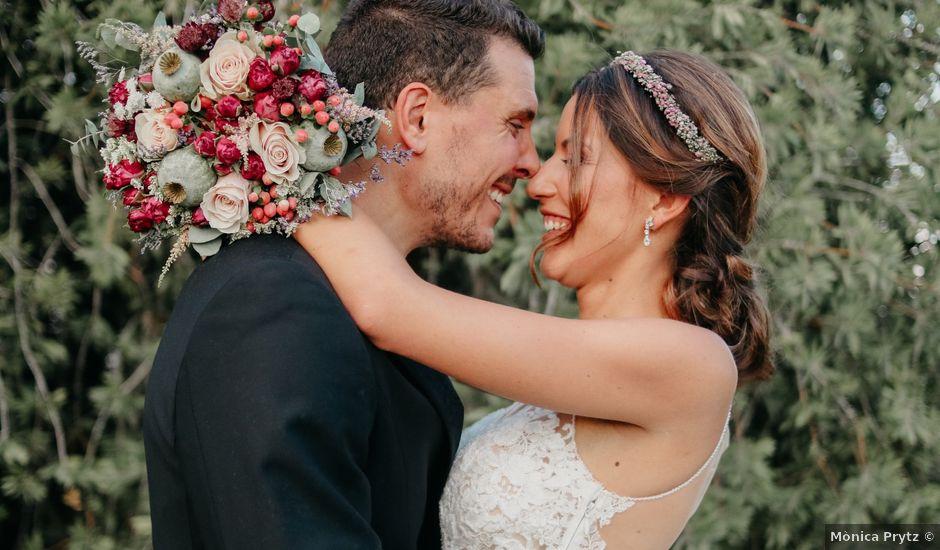 La boda de Sergi y Jessica en La Selva Del Camp, Tarragona