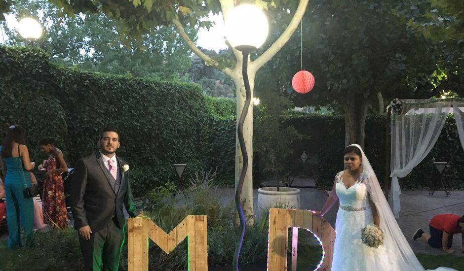 La boda de Diana  y Miguel  en San Sebastian De Los Reyes, Madrid