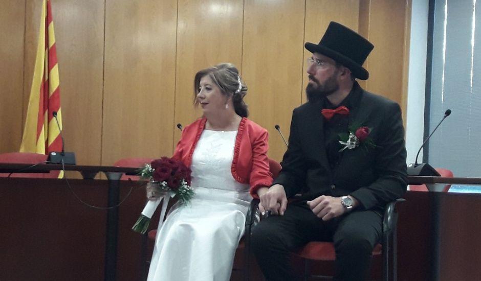 La boda de Jordi y Ines en Lliça De Vall, Barcelona