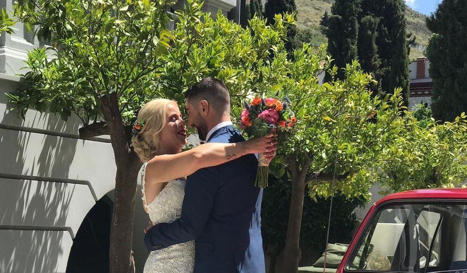 La boda de Sergio  y Beatriz en Granada, Granada