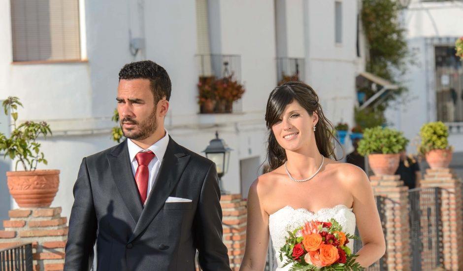 La boda de Dimity y Roberto en Mijas Costa, Málaga
