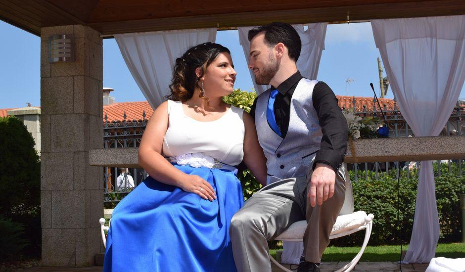La boda de Diego y Virginia en Aldeola, A Coruña