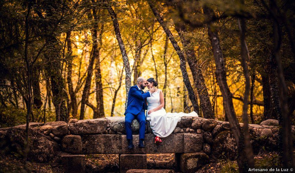 La boda de Josu y Patri en La Torre De Esteban Hambran, Toledo