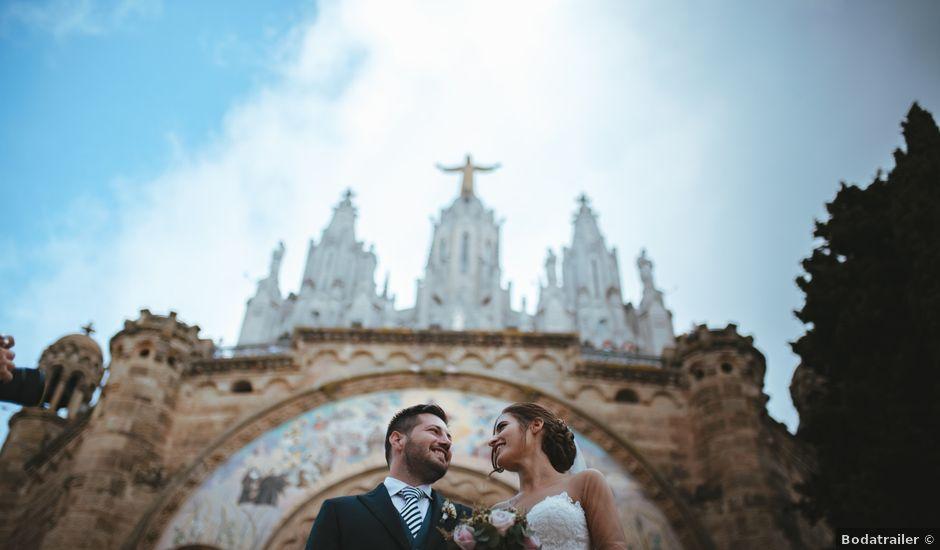 La boda de Javi y Ainhoa en Cabrils, Barcelona