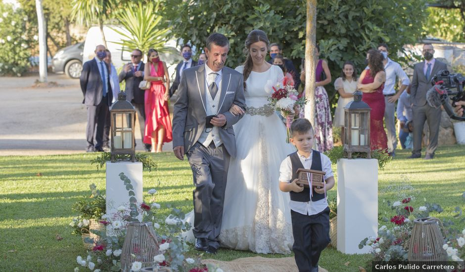 La boda de Moisés y Verónica en Ronda, Málaga