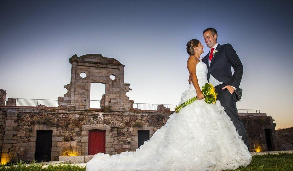 La boda de Míriam y Eduardo en Fuentes De Oñoro, Salamanca