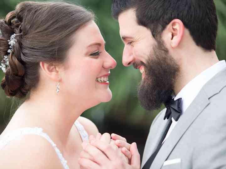 La boda de Valentina y Jorge