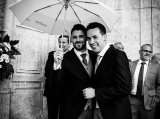 La boda de Isabel y Santos 3