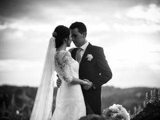 La boda de Isabel y Santos
