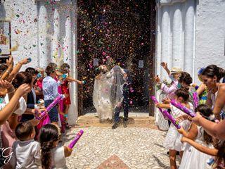 La boda de Silvia y Jose Miguel