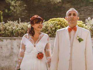 La boda de Toñi y Francesc