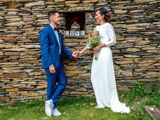 La boda de Úrsula y Héctor