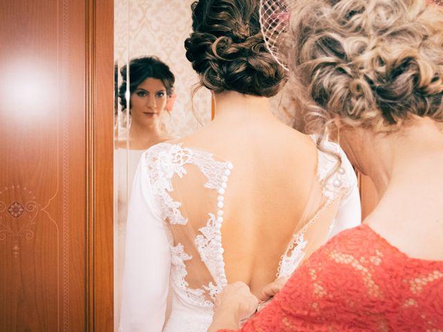 La boda de Paquillo y Nuria en Cijuela, Granada 1