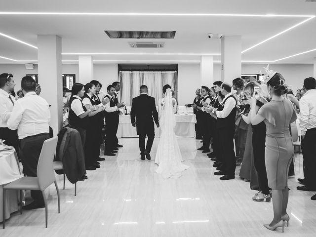 La boda de Paquillo y Nuria en Cijuela, Granada 13