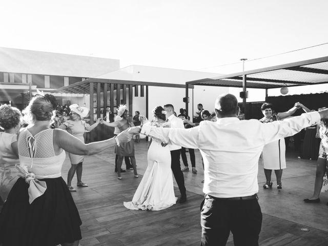 La boda de Paquillo y Nuria en Cijuela, Granada 16