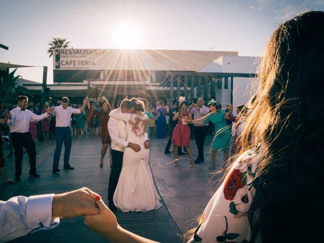 La boda de Nuria y Paquillo