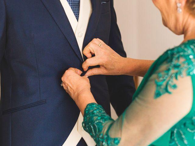 La boda de Jose y María en Higuera La Real, Badajoz 3